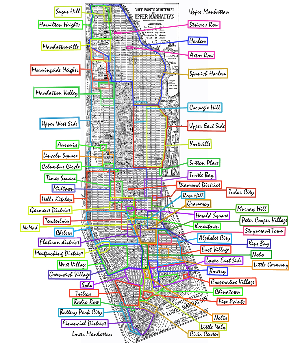 Manhattan Neighborhoods Map - WoD Gotham on manhattan bus routes, new york city street grid map, manhattan tv series, manhattan midtown, new york times square hotel map, new york city 1860 map, san francisco tenderloin area map, new york city walking map, manhattan areas, lower east side new york map, new york city times square map, manhattan financial district skyline, manhattan jewelry heist, manhattan satellite, manhattan tumblr, new jersey and staten island map, central park map, new york city boroughs map, manhattan spring, westchester county new york zip code map,